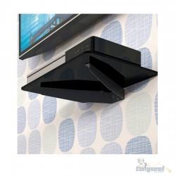 Suporte de parede para Blu-ray/DVD ou acessórios de Vidro - Multivisão - SDVD 805
